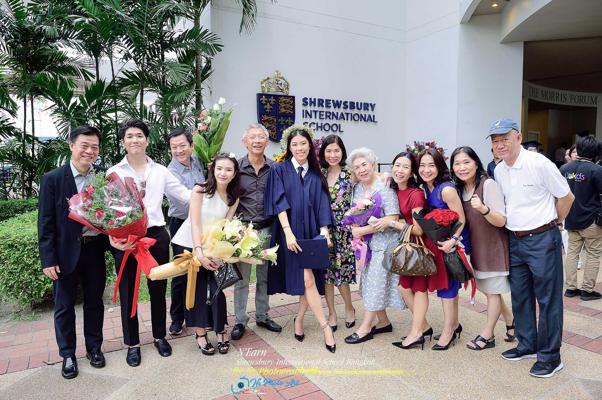 N'Earn Graduation Caremony @ Shrewsbury International School