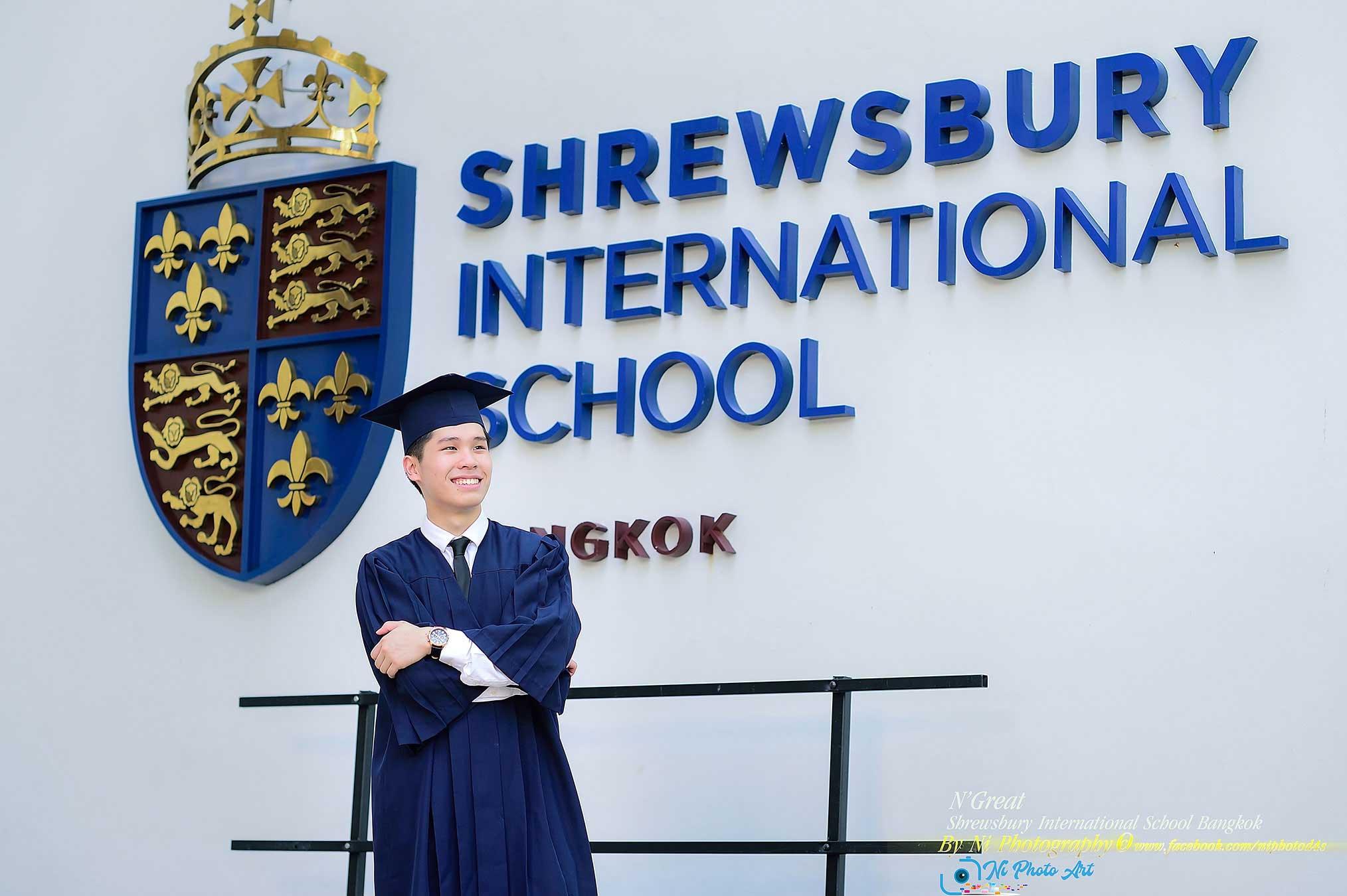 N'Graet Graduation Caremony @ Shrewsbury International School